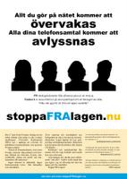 Stoppa FRA-lagen
